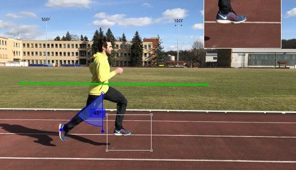 Případové studie z běžeckých analýz